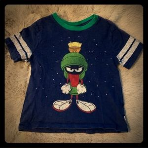 Baby Gap Marvin the Martian 4T T-shirt